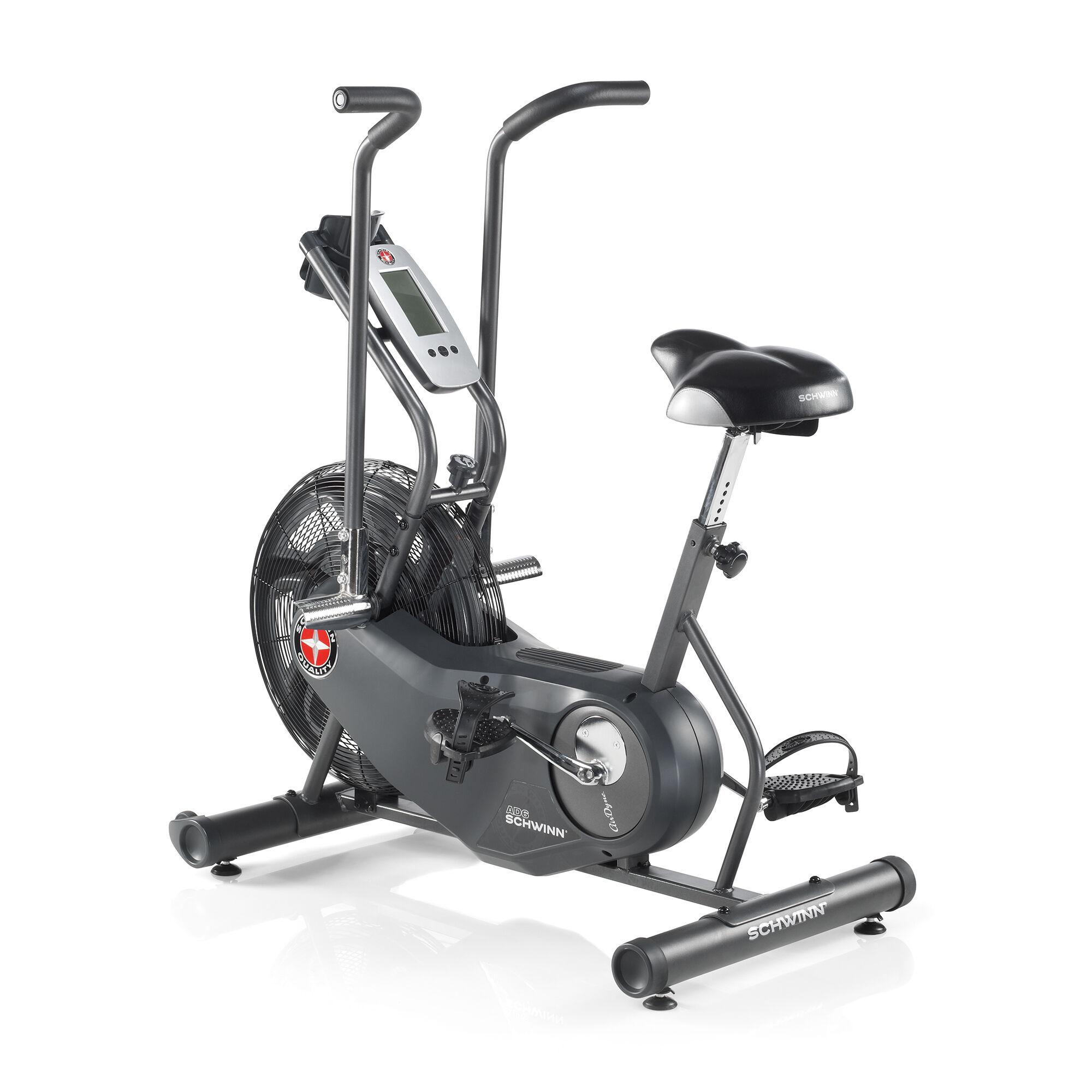 AD4 SCHWINN PEDALS FOR AIRDYNE EXERCISE BIKE R//L