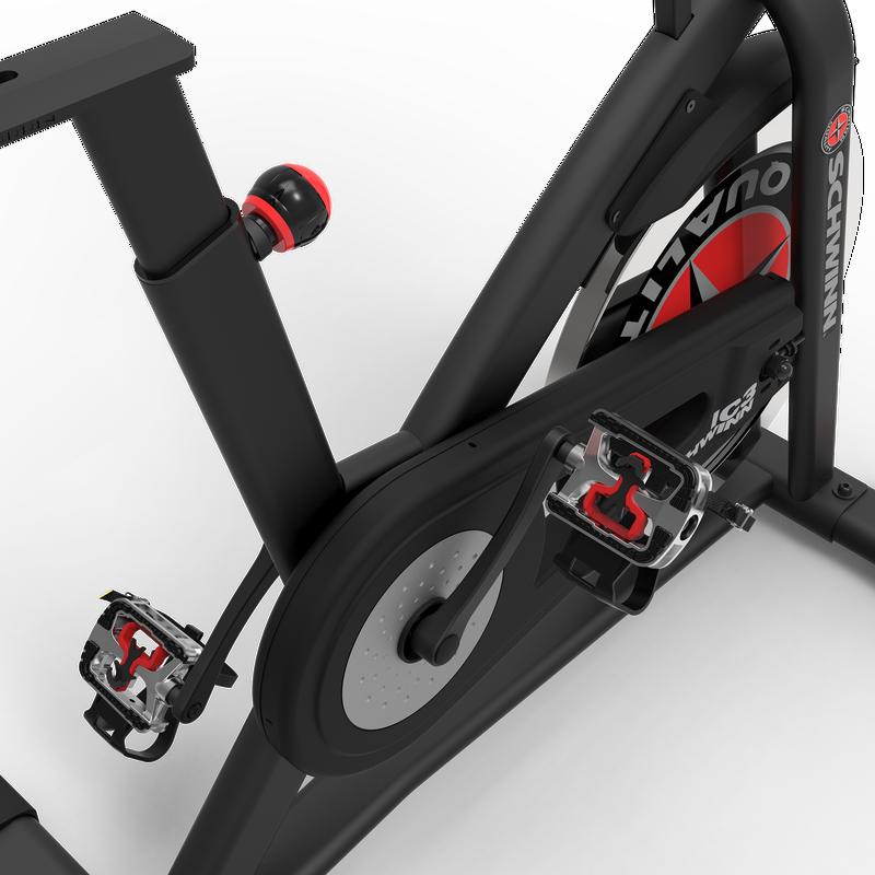 Schwinn IC3 Bike Pedals - expanded view