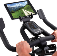 IC4 Bike console with tablet (tablet not included)--thumbnail