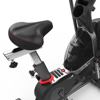 Schwinn Airdyne AD7 Bike Seat--thumbnail