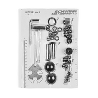 Replacement Hardware Card for Ellipticals--thumbnail