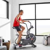 In-home workout with AD6 bike--thumbnail