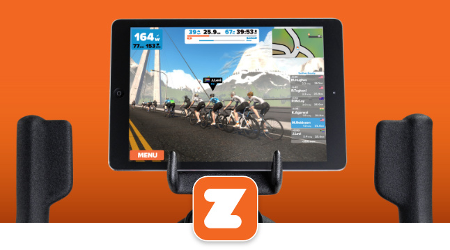 Zwift connectivity with IC4 Bike