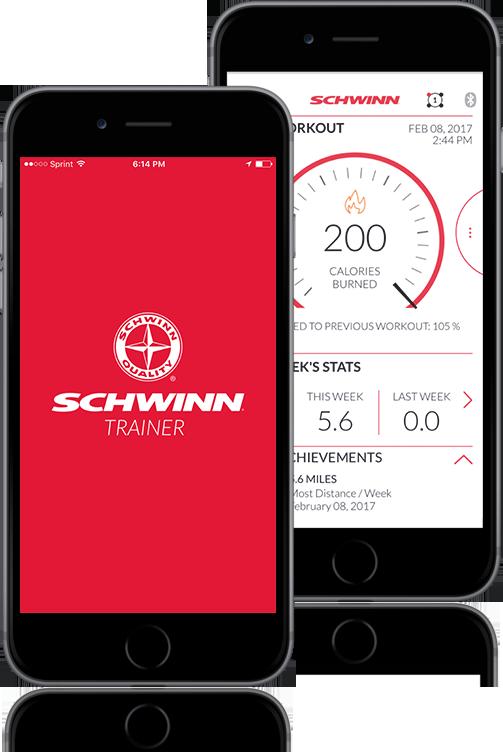 Schwinn Trainer App