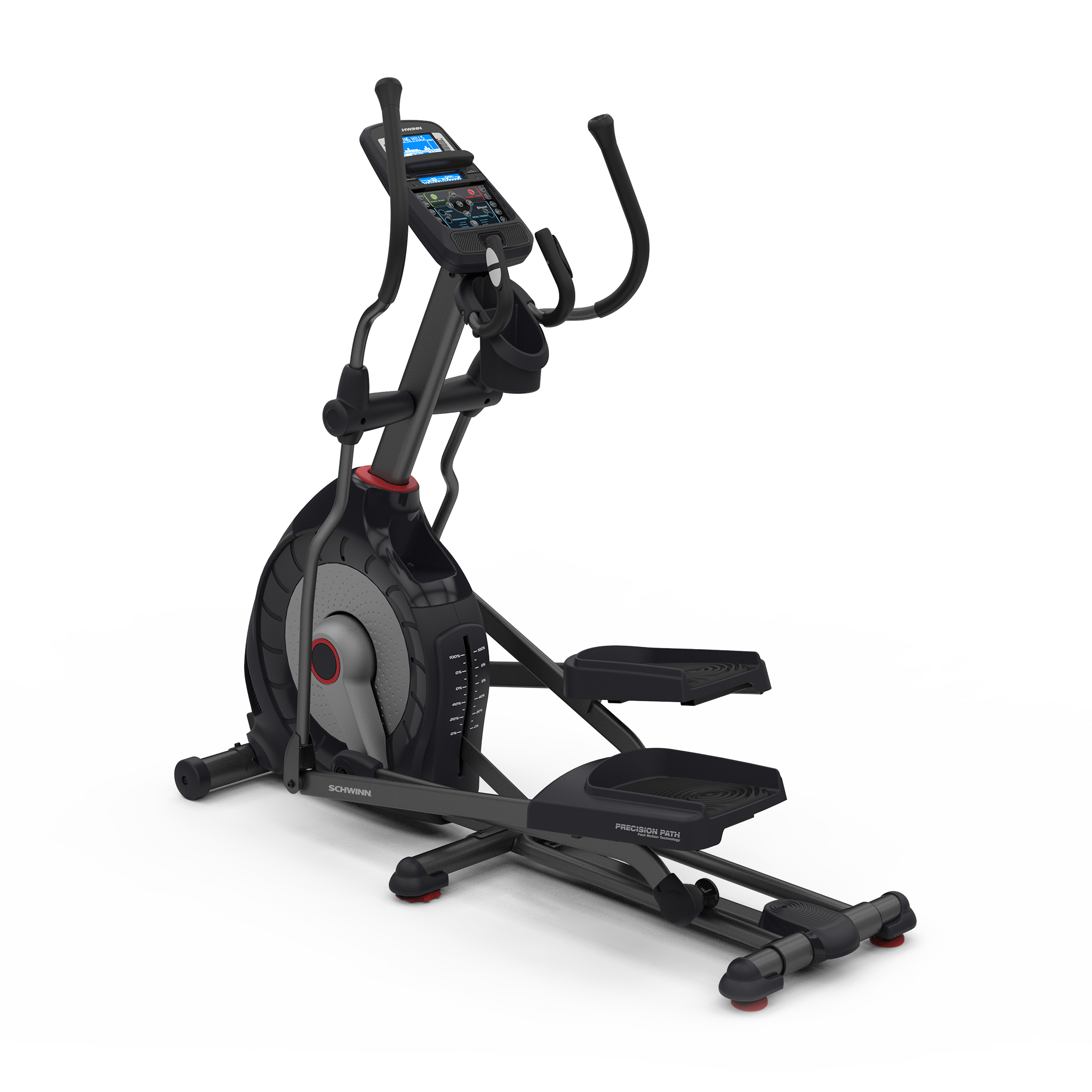 Elliptical Bike Or Treadmill: Schwinn 470 Elliptical